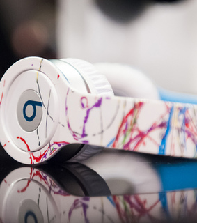 beats, colorful and dre