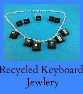 jewelry, Jewelry Crafts and Recycled Jewelry