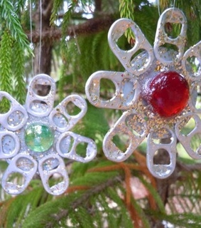 decorations, Recycled Crafts and Recycled Material