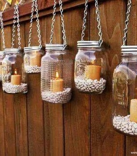 mason jars, mason jar lanterns and mason jars ideas