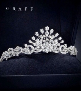 diadem and queen/princess