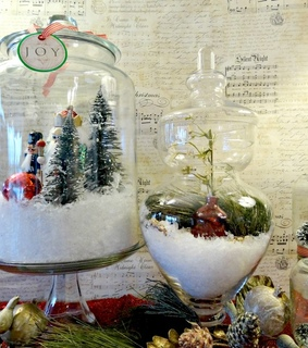 crafts, glass jars and Recycled Crafts