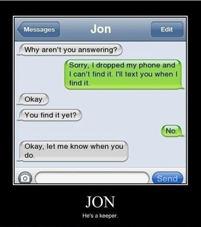 funny, jon and keeper