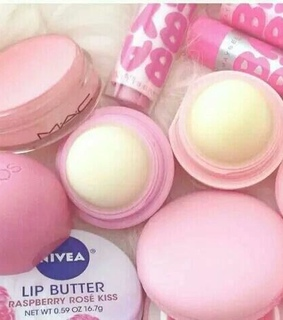 baby lips, eos and lips