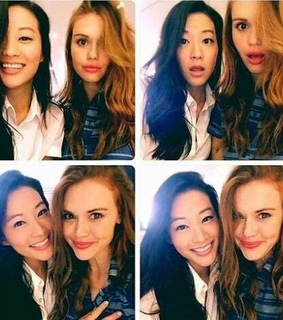 amazing, cho and holland roden