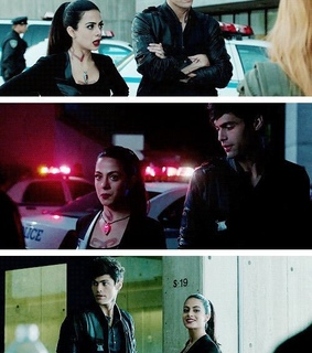 alec lightwood, izzy and shadowhunters