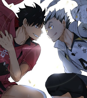 anime, haikyuu and kuroo