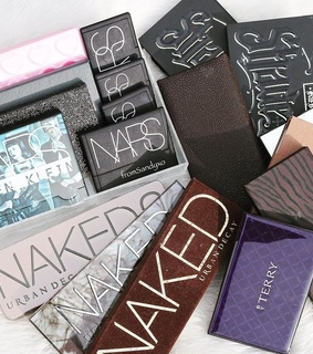 beauty, glam and make up