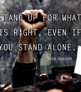 suzy kassem and stand up quotes