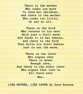 love, love poem and lover