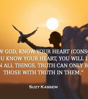 conscience, god and truth