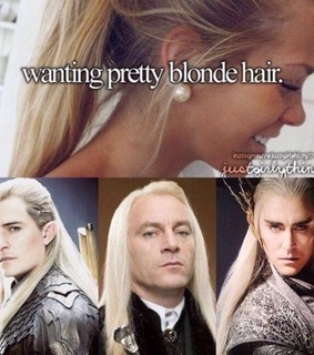 ahahah, blonde and funny