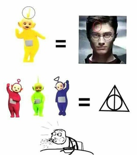 voldemort, book and hp