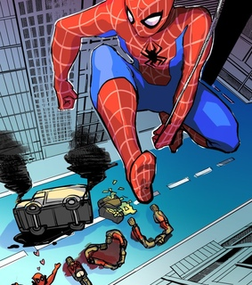 spider-man, marvel and comic books