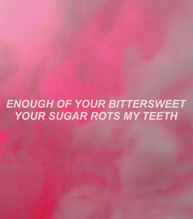 bittersweet, relationships and pink