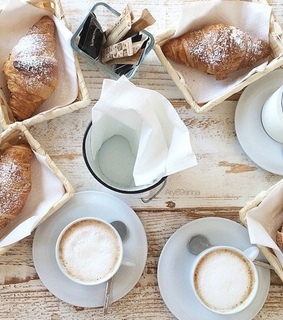 sweet, food and morning