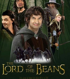 funny, parody picture and lord of the rings