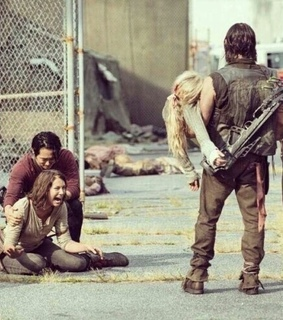 daryl, norman reedus and beth
