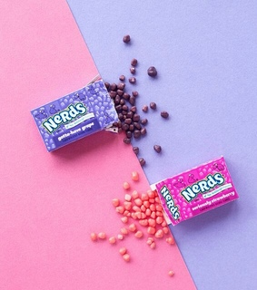 nerds, colorful and colors