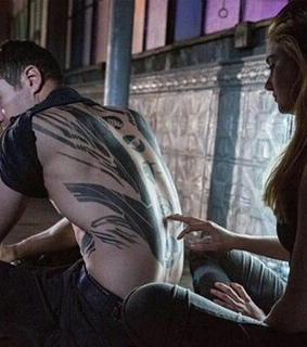 tris, four and tobias eaton