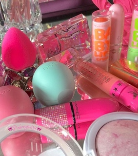 maquiagem, trucco and baby lips