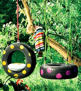 Old Tires, Old Tires Uses and Recycled Tires