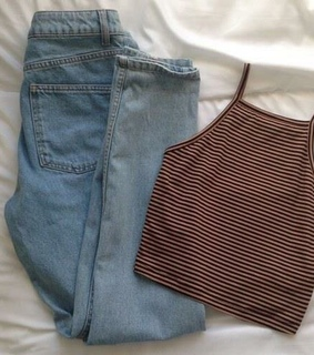 confy, jeans and ootd
