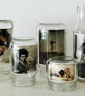Glass Jar Ideas, glass jars and mason jar crafts