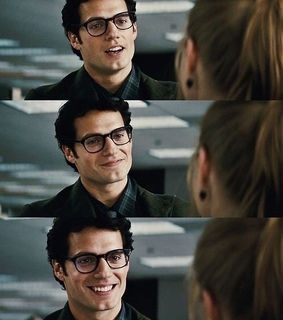 clark kent, handsome and henry cavill