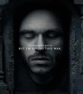 king, winter is coming and robb stark