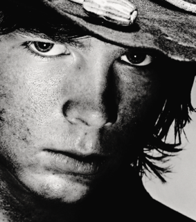 carl grimes, chandler riggs and the walking dead