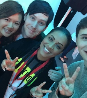 famous, lilly and singh