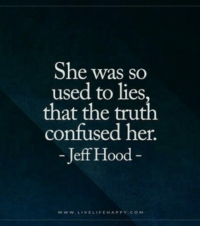 confuse, lies and poetry