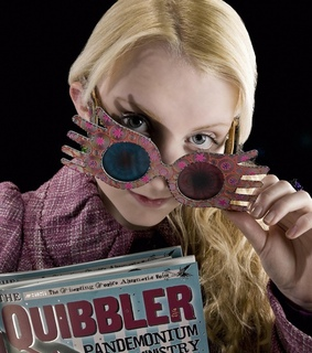 actriz, evanna lynch and harry potter