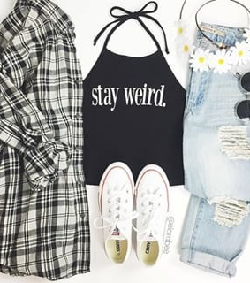 halter, ootd and outfit of the day
