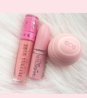 beauty, cosmetics and eos