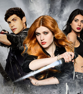 clary, isabelle and alec