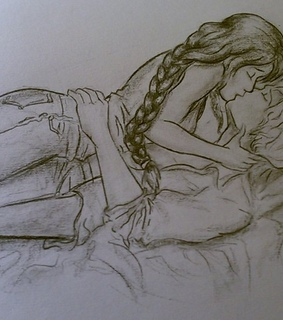 fan art, hunger games and katniss everdeen