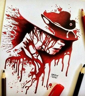 carl grimes, chandler riggs and fanart