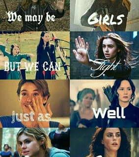annabeth chase, hazel grace and hermione granger