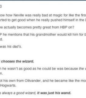 beautiful, harry potter and neville