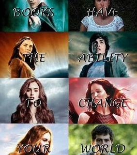 harry potter, per and percy jackson