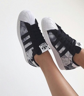 adidas, black and cool