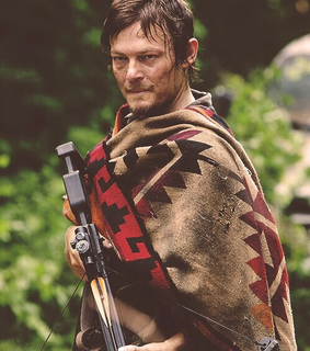 daryl, norman reedus and the walking dead
