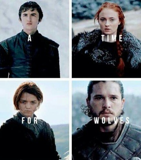 game of thrones, got and jon