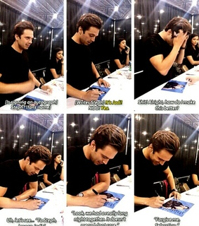 autograph, babe and captain america