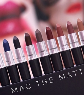 colors, lipsticks and mac