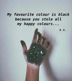 black, broken and broken quotes