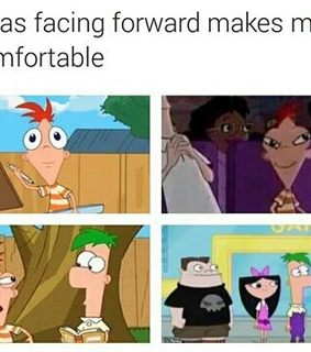 funny and phineas and ferb