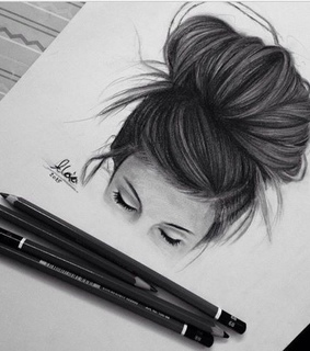 art, beautiful and black and white